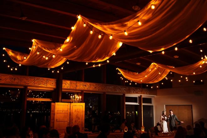 Canopy style lighting