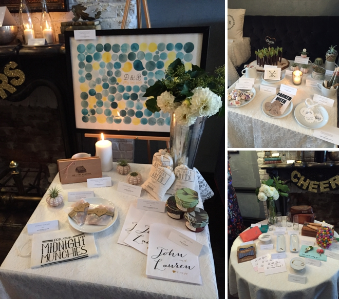 Etsy Weddings Spring Preview Show at Bridal Fashion Week