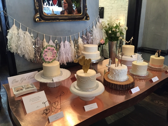 Etsy Weddings Spring Preview show for Bridal Fashion Week