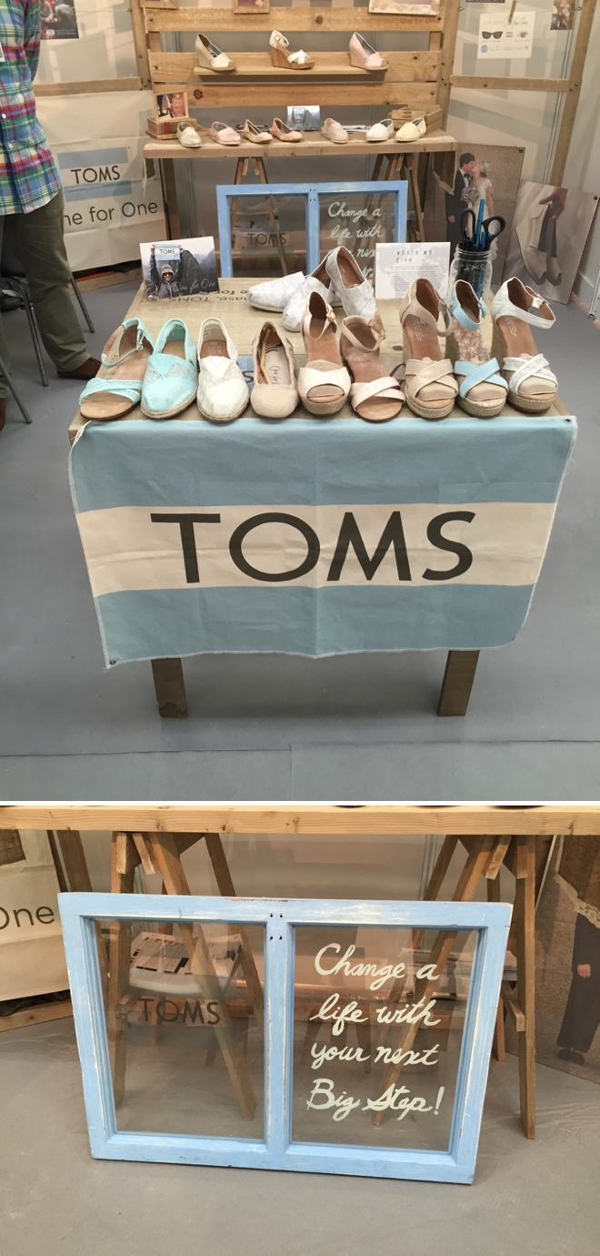 Tom's Fall 2015 wedding styles