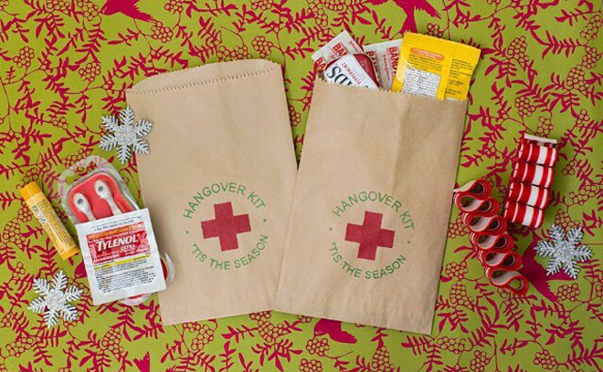 Be Collective Holiday Hangover Bags