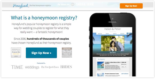 The 5 Best Online Wedding Registries