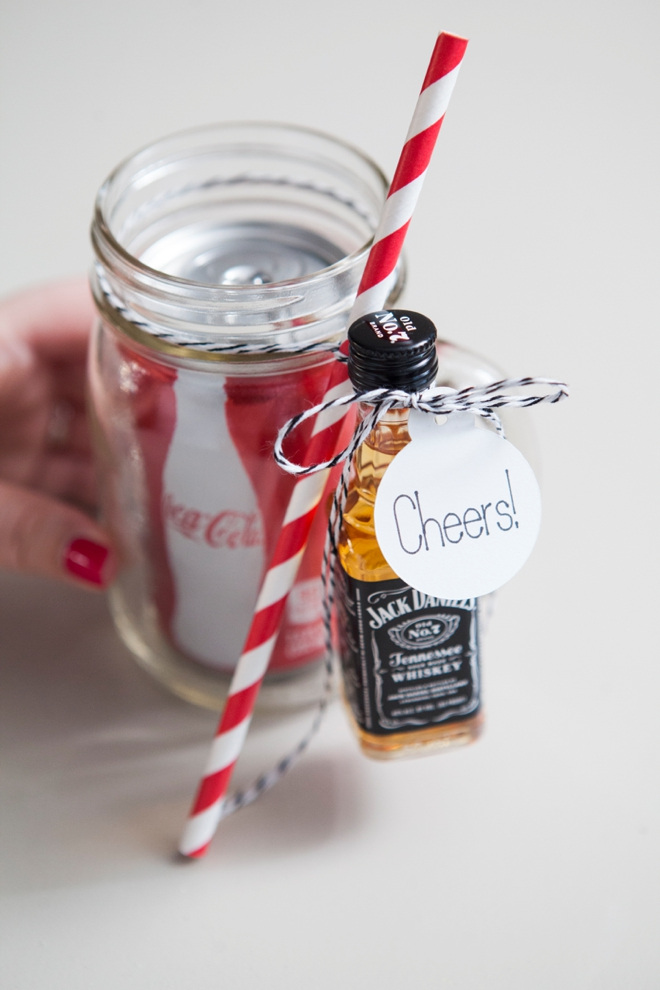 The original diy mason jar cocktail gifts diy cocktail mason jar gift solutioingenieria Images