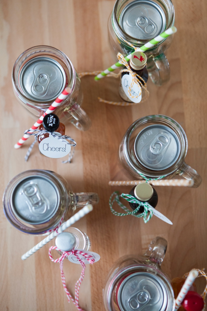 The original diy mason jar cocktail gifts diy mason jar cocktail gift solutioingenieria Choice Image