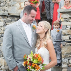 DIY Fall wedding in Tennessee