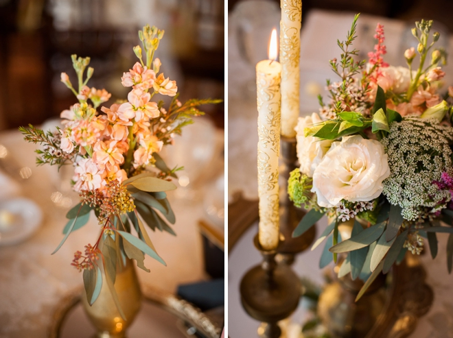 You have to see this gorgeous vintage themed wedding!