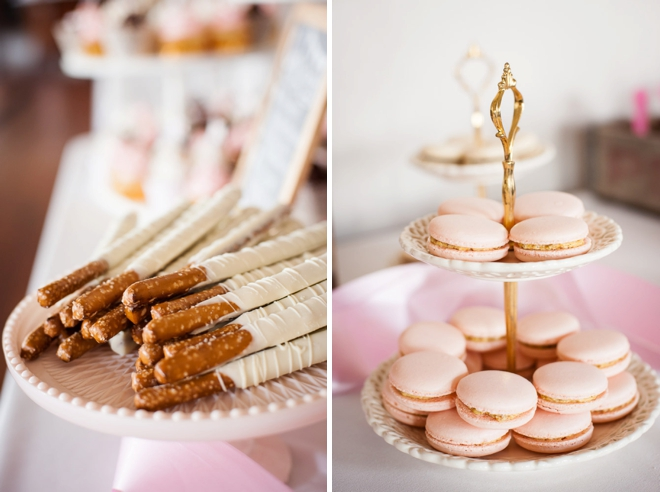 Wedding dessert bar