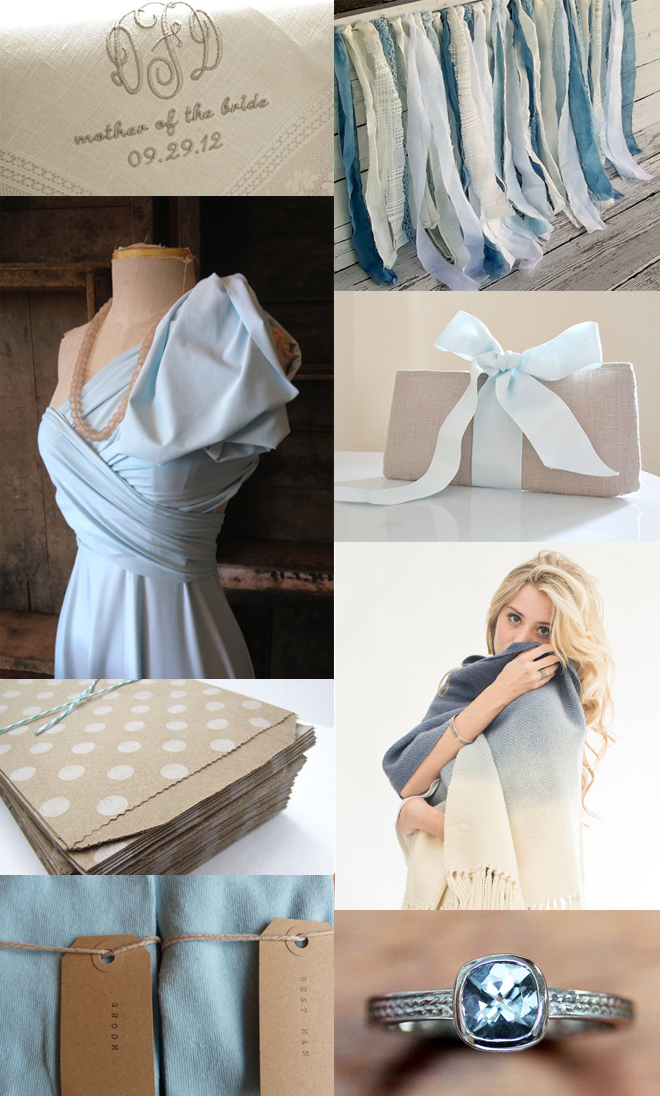 SomethingTurquoise-Etsy-wedding-inspiration-canvas-light-blue