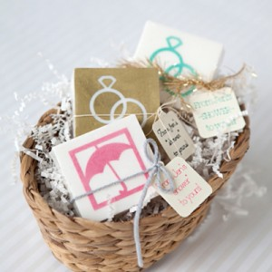 DIY Wedding -- How to make wedding soaps!!