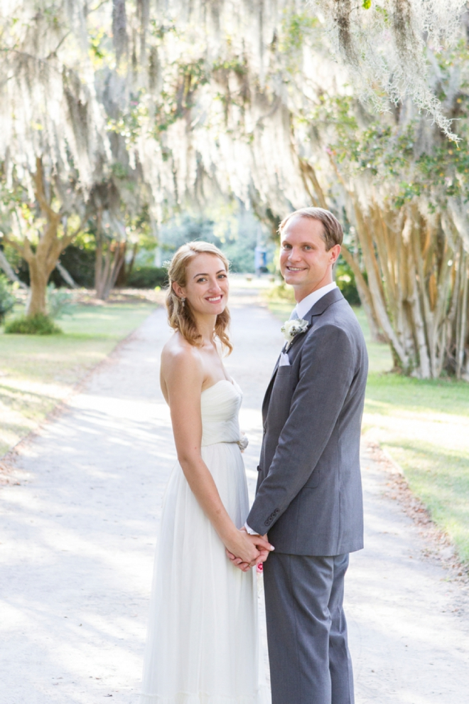 DIY southern wedding