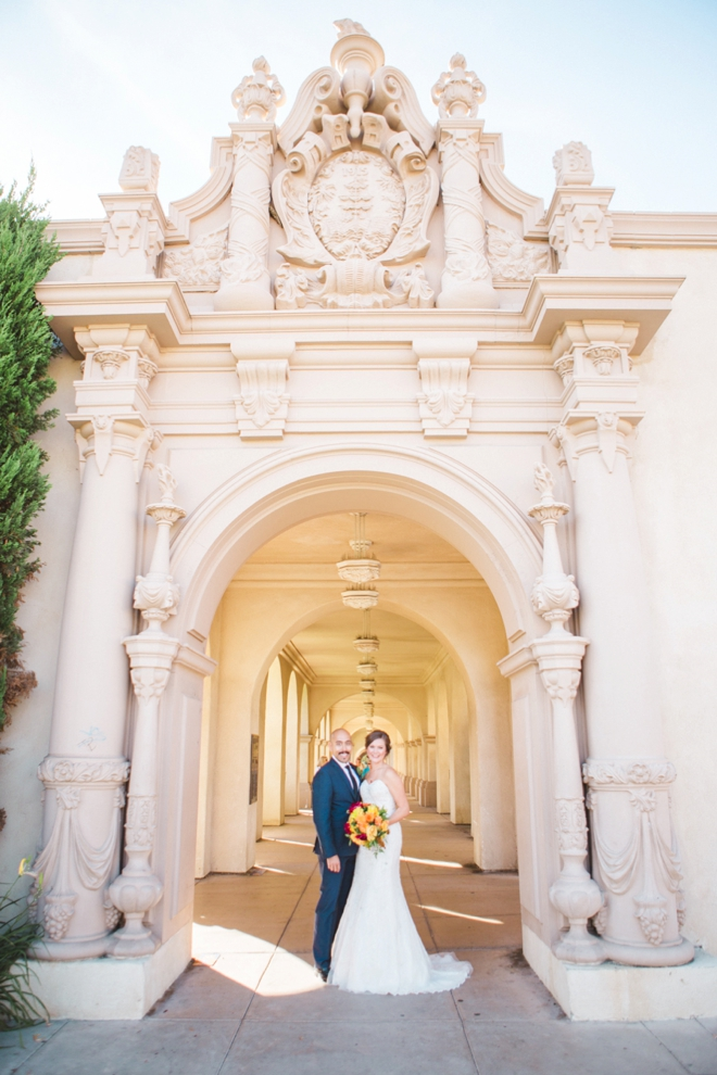 The NotWedding San Diego - Eastern Ikat Theme - Brooke Photography