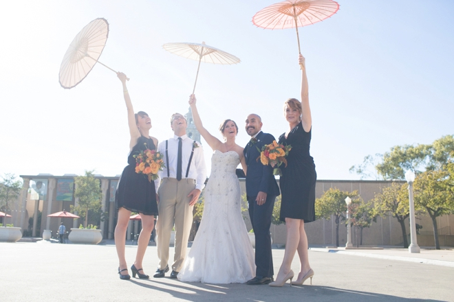 The NotWedding San Diego - Eastern Ikat Theme - Natalie Bray Photography