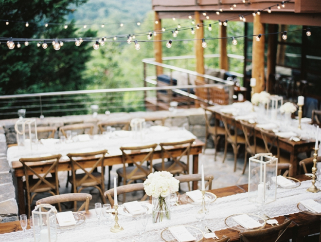 You Have To See This Stunning Diy Lakeside Wedding