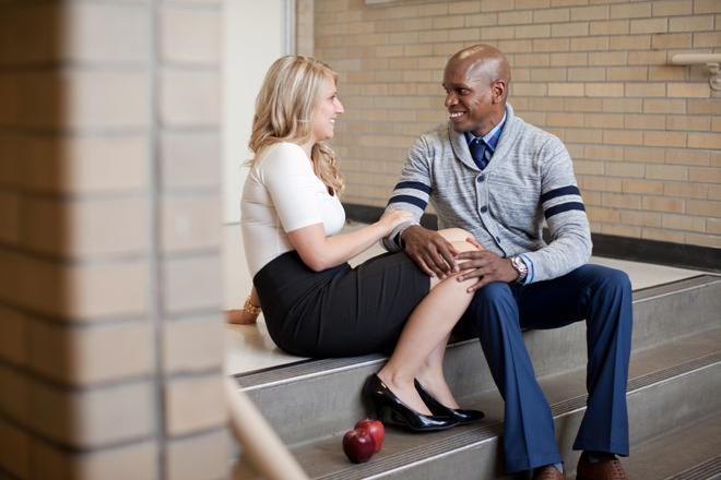 Teacher engagement session