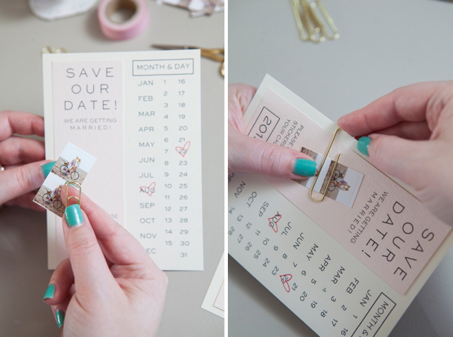Make your own instagram save the date invitation diy instagram save the date invitations with free printables junglespirit Choice Image
