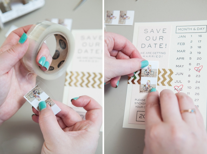 Make your own instagram save the date invitation diy instagram save the date invitations with free printables junglespirit Gallery