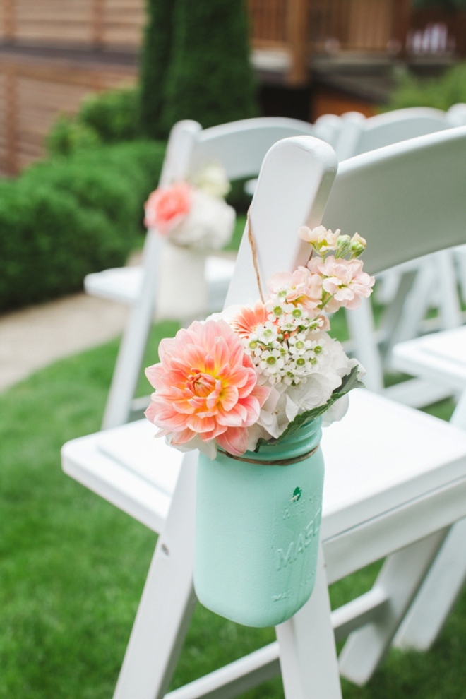 Robbie And Amandas Lovely Diy Wedding Is A Must See