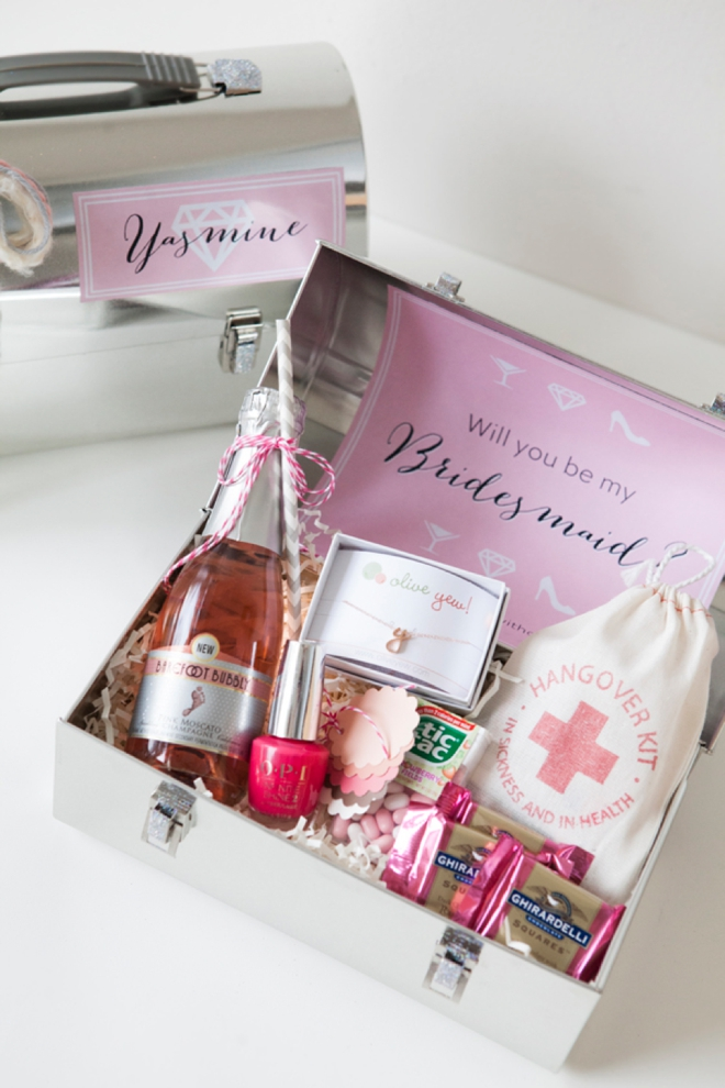 You Have To See Our Latest Will You Be My Bridesmaid Idea
