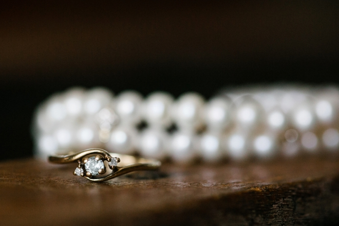 Ring and pearls
