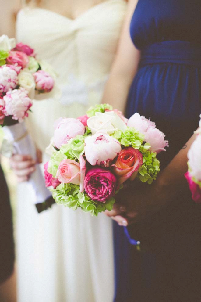 Gorgeous DIY wedding bouquets