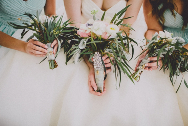 Gorgeous handmade bouquets