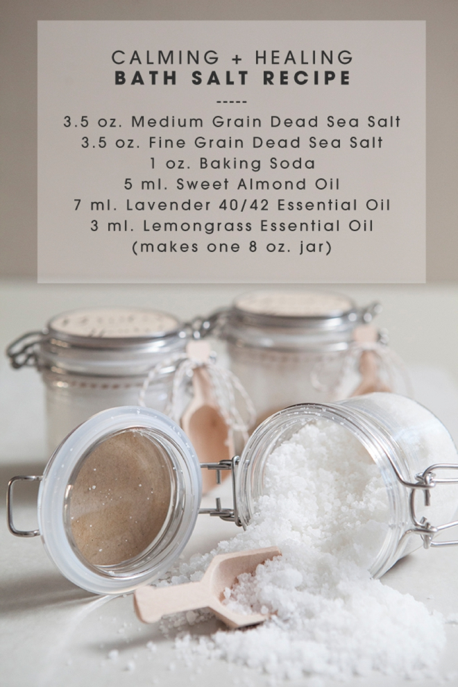 Bath Salt Gifts