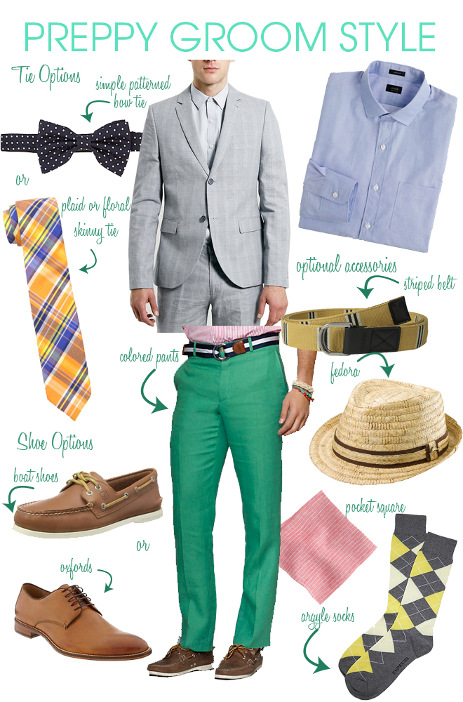 HOW TO CREATE A PREPPY GROM  LOOK