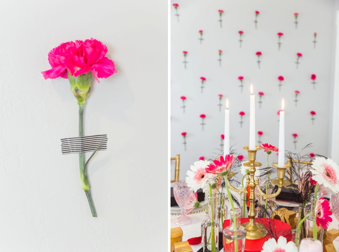 Pink, champagne Bridal brunch ideas