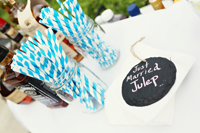 Just Married Julep