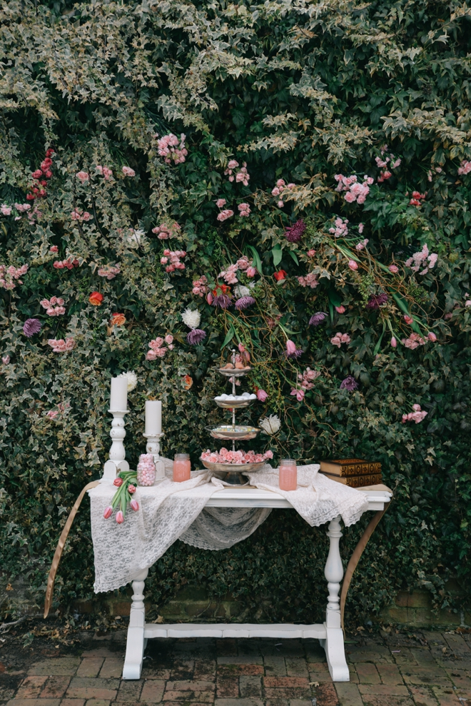 Gorgeous spring wedding inspiration