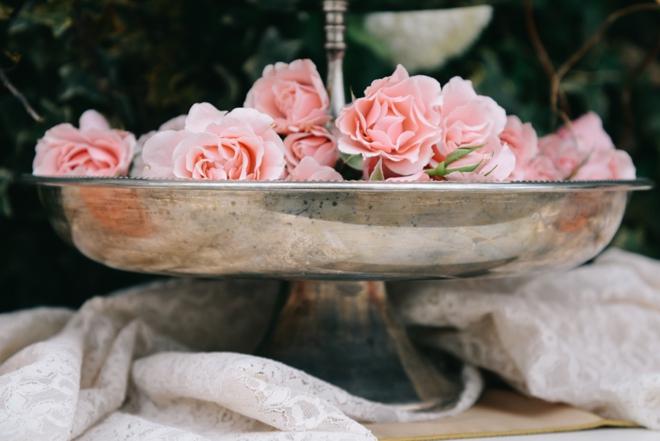 Gorgeous spring wedding inspiration