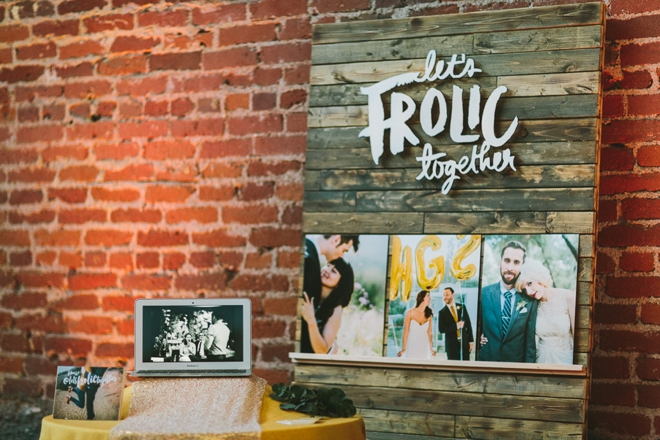 The Big Fake Wedding, Los Angeles -- Let's Frolic Together