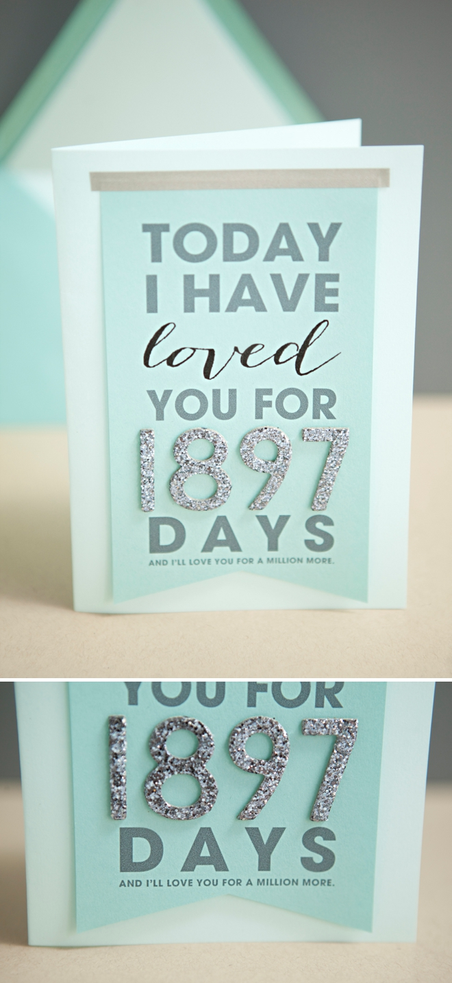 photo about Free Printable Anniversary Cards for Parents referred to as Understand How Towards Crank out This Lovable Wedding day Working day Card!