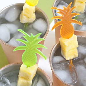 Delicious and simple, Pineapple Mule cocktail recipe