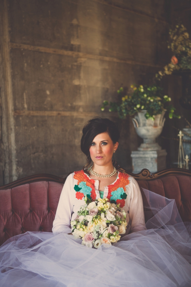 Rustic chic, book lovers wedding inspiration
