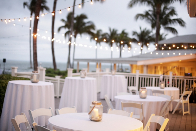 Gorgeous Florida beach wedding