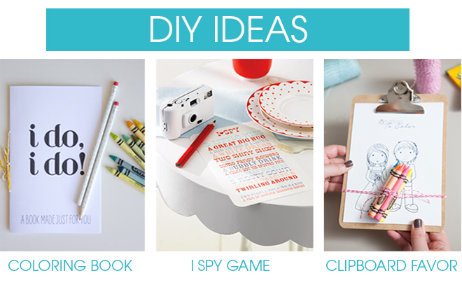 DIY Kid's Table Ideas