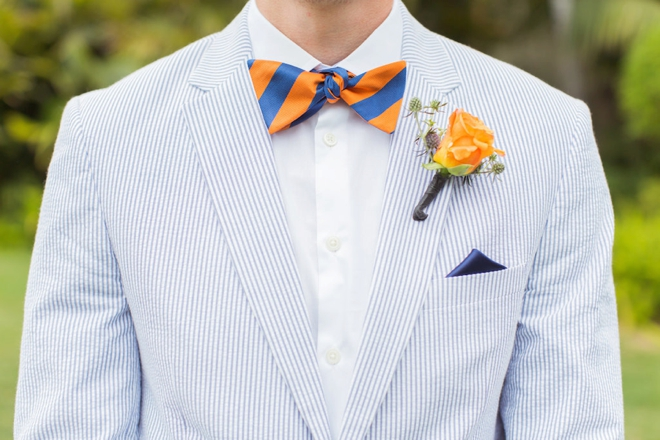 Preppy groom style