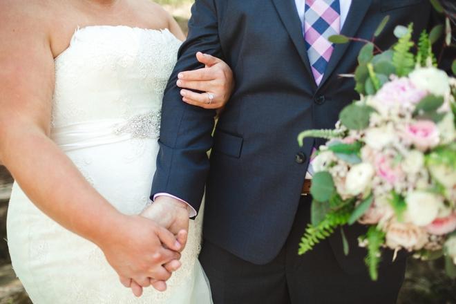 Beautiful, outdoor southern wedding