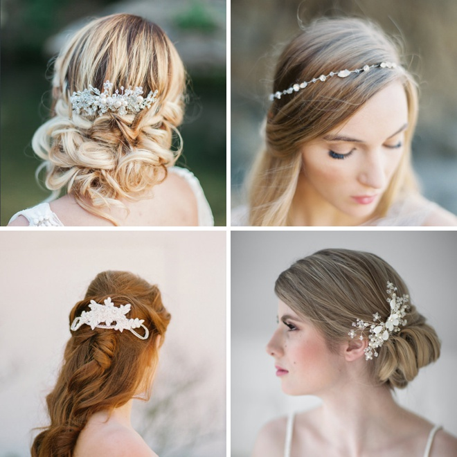 The best beach wedding hair tips gorgeous hair accessories from etsy junglespirit Images