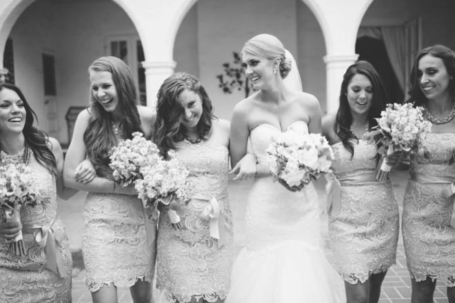 Beautiful handmade wedding in La Jolla, California