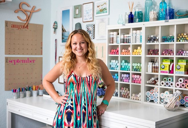 Jen Carreiro, Editor of Something Turquoise