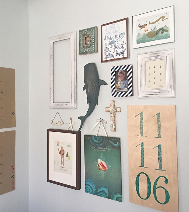 10 great steps on how to build a gallery wall!