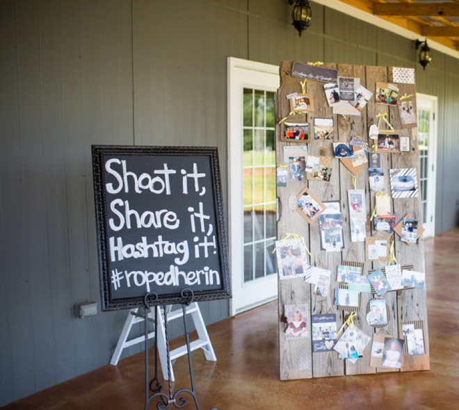 Super sweet, rustic farm wedding!