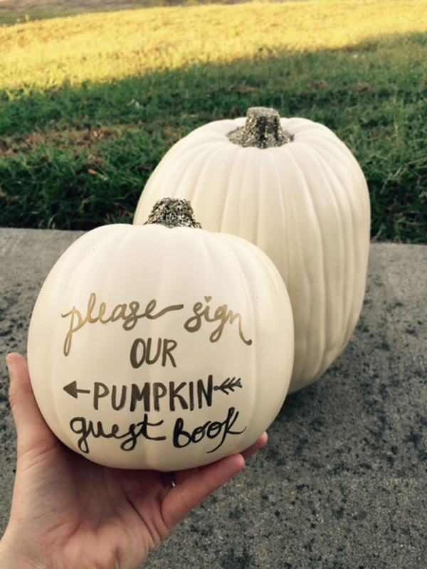 pumpkin-guest-book