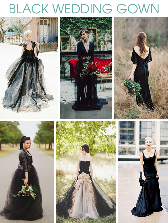 BLACK-WEDDING-GOWNS