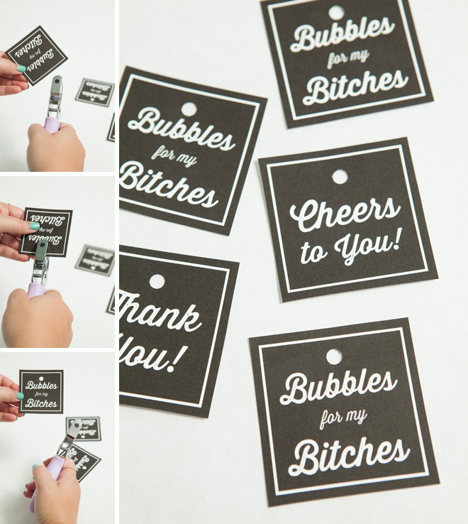 Grab these 3 FREE tag designs including Bubbles For My Bitches!