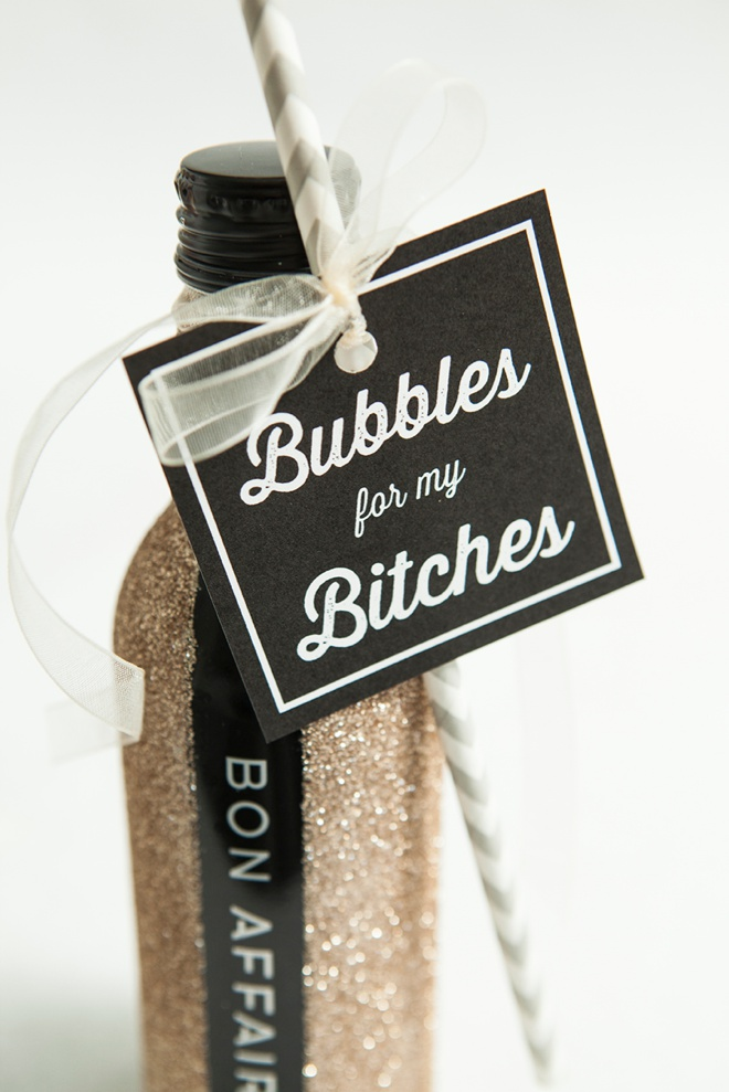 Grab these FREE Bubbles For My Bitches tags!