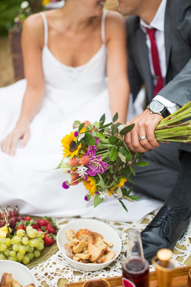 Darling boho-fall themed wedding inspiration shoot!