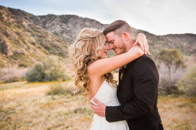 Gorgeous, early fall desert elopement inspiration!